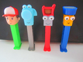 Handy Mandy 2011 Pez set, loose