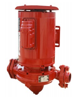 Bell Gossett Series 90 Pump 90-4T 1-1/2 HP Motor 179007
