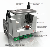 6098B0000 Bell & Gossett LS Condensate Removal Pump