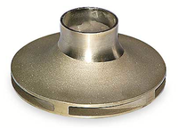 """419239-011 Armstrong Impeller Cast Iron M 2E 9.5"""" Full Size"""