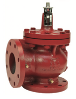 "Bell & Gossett 3DS-6B, 6"" Balanced Type Triple Duty Valve Straight Pattern Less Flanges"