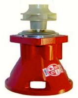 189134LF Bell Gossett Bearing Assembly & Impeller for Series 100 Pumps