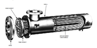 SU67-4 Bell & Gossett Tube Bundle For Heat Exchanger