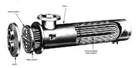 WU107-4 Bell & Gossett Tube Bundle For B&G Heat Exchanger