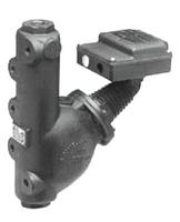 176551 McDonnell & Miller 157S-RB-M Hi Pressure Level Control