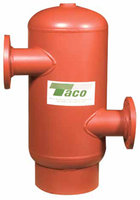 ACT20-150 Taco Air Separator Less Strainer