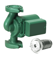 006-F4 Taco Cast Iron Flanged Cartridge Circulating Pump