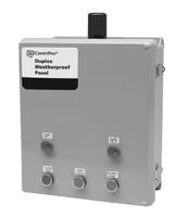 Goulds D12836 SES Duplex Weatherproof Control Panel