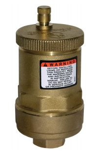 113246 Bell Amp Gossett Model 98 Automatic Air Vent