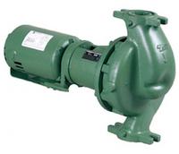 Taco 1615E3E1 1/3HP 3PH 1600 Series In-Line Centrifugal Pump