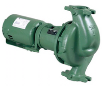 Taco 1641E3E3 2HP 1PH 1600 Series In-Line Centrifugal Pump