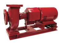 Bell & Gossett e-1510 1.25AD 1 HP 1750 RPM 3 Phase ODP Pump
