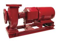 Bell & Gossett e-1510 2AD 1 HP 1750 RPM 3 Phase ODP Pump