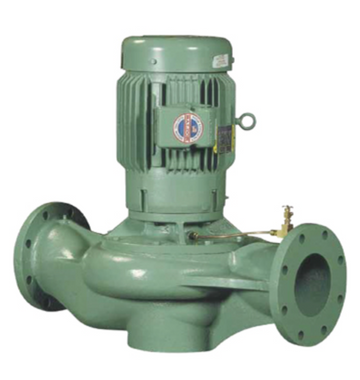 KV 1509 Taco KV Series 5HP Vertical In-Line Pump
