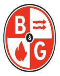 G81250 Bell & Gossett 3-298-8-00-925-08 4-Pass Head Gasket