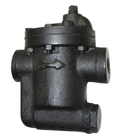 404312 Hoffman B1125A-2 Inverted Bucket Steam Trap W/o Strainer