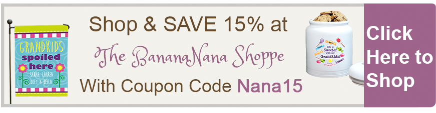 Save 15% On All Gifts At The BananaNana Shoppe