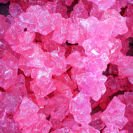 Rock Candy on String Pink 5 pounds