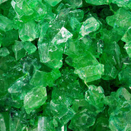 Rock Candy on String Green 5 pounds