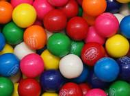Gumballs Assorted Dubble Bubble 5 Pounds