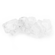 Rock Candy on String Clear White 2.5 pounds