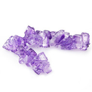 Rock Candy on String Purple 2.5 pounds
