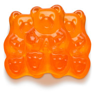 Gummy Bears Orange 2.5 Pounds