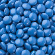Chocolate Gems Blue 2.5 Pounds