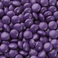 Chocolate Gems Purple 2.5 Pounds