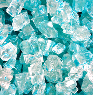 Rock Candy on String Aqua 5 pounds