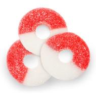 Gummi Rings Cherry 2.25 Pounds