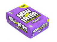 Now And Later Candy 1 Pack Grape