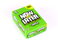 Now And Later Candy 1 Pack Green Apple