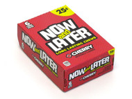 Now And Later Candy 1 Pack Cherry
