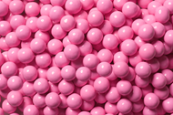 Sixlets Candy Coated Chocolate Light Pink Case (12 Pounds)