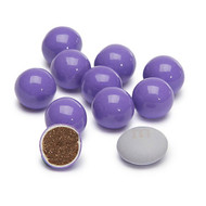 Sixlets Candy Coated Chocolate Shimmer Lavender 2 Pounds