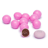 Sixlets Candy Coated Chocolate Light Pink 2 Pounds
