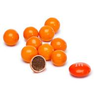 Sixlets Candy Coated Chocolate Orange 2 Pounds