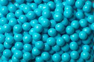 Sixlets Candy Coated Chocolate Powder Blue 2 Pounds
