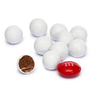 Sixlets Candy Coated Chocolate White 2 Pounds