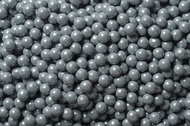 Pearl Beads Shimmer Silver 2 Pounds