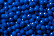 Sixlets Candy Coated Chocolate Royal Blue 2 Pounds