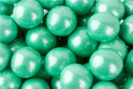Gumballs Shimmer Turquoise 2 Pounds