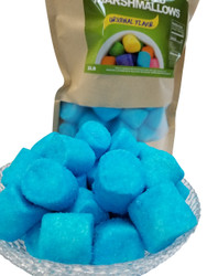 Marshmallows Blue (Sugar Coated) 2 Pounds
