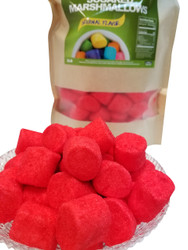 Marshmallows Red (Sugar Coated) 2 Pounds