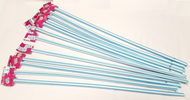 "Blue Giant Pixy Stix 16"" Long 12 units"