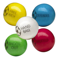 Gumballs Soccer Balls  Bulk 2 Lbs.