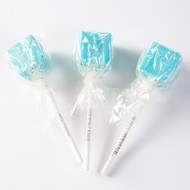 Cube Pops Light Blue 12 Count