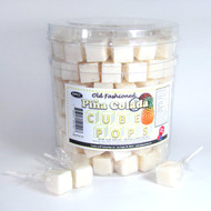 Cube Pops White 100 Count