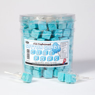 Cube Pops Light Blue 100 Count